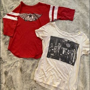 Aerosmith T Shirts